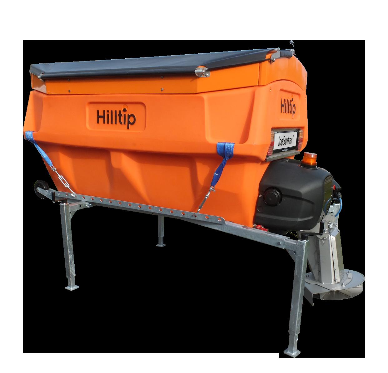 Hilltip IceStriker 550 Streuer Streusysteme HWNtec Streusysteme
