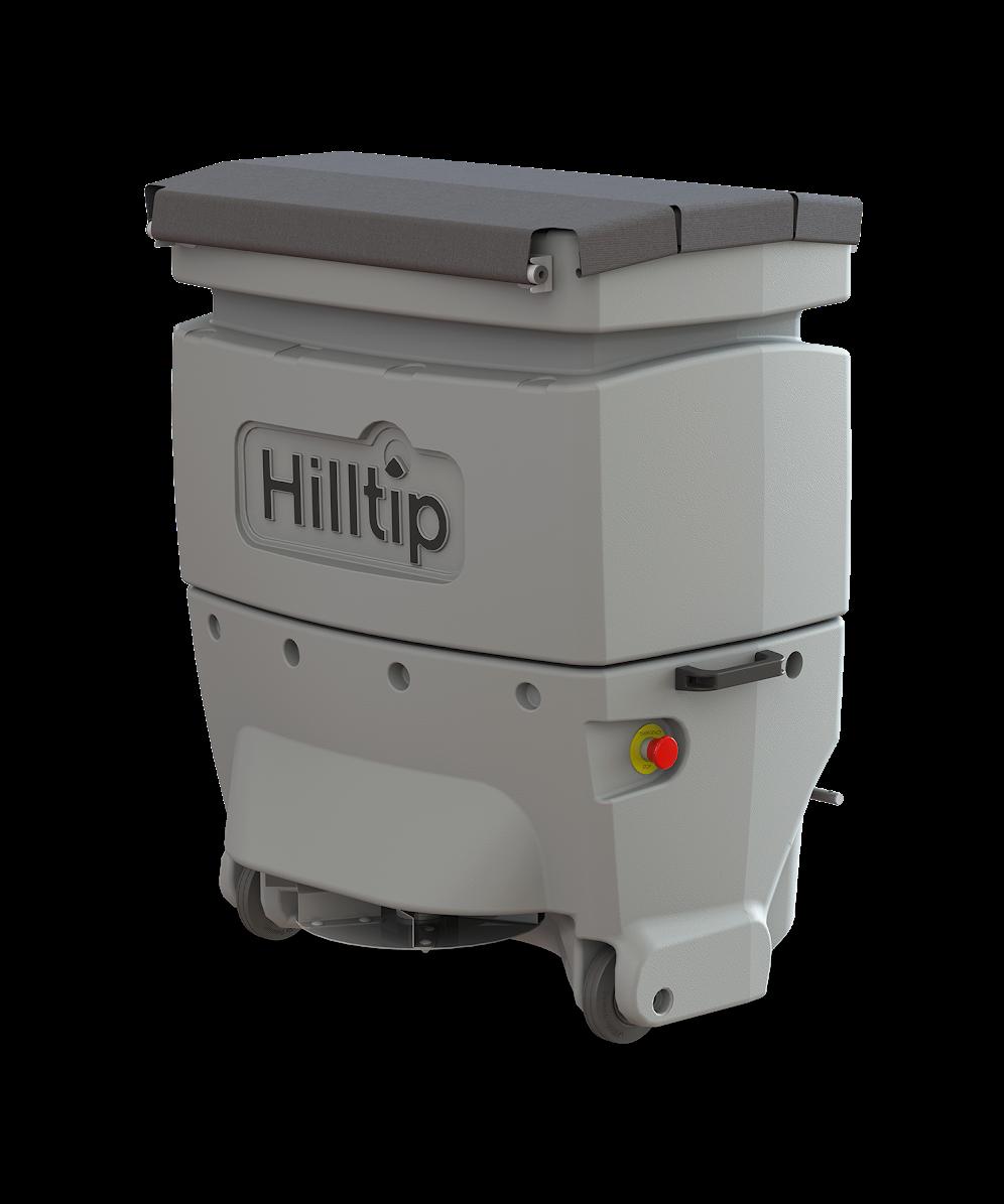 Hilltip IceStriker 120 Streuer Streusysteme HWNtec Streusysteme